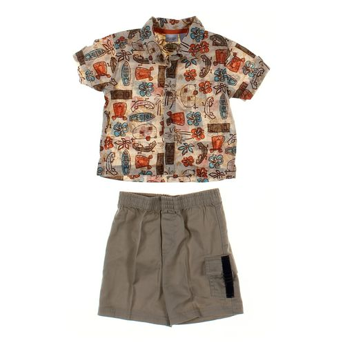 Sonoma Shorts & Shirt Set in size 18 mo at up to 95% Off - Swap.com