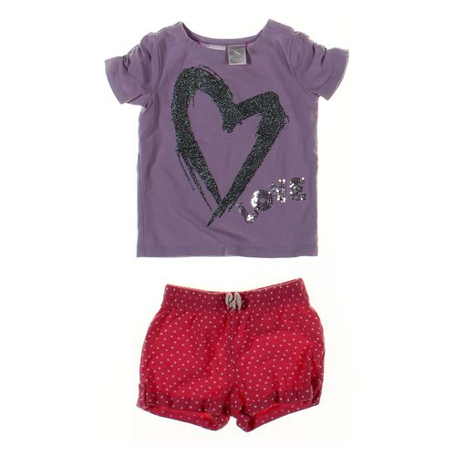 Jumping Beans Shorts & Shirt Set in size 24 mo at up to 95% Off - Swap.com