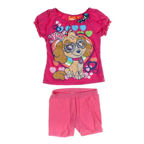 Jumping Beans Shorts & Shirt Set in size 4/4T at up to 95% Off - Swap.com