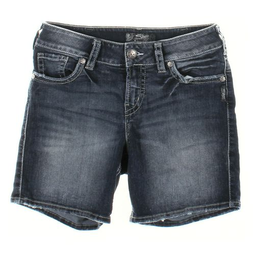Silver Jeans Shorts in size 10 at up to 95% Off - Swap.com