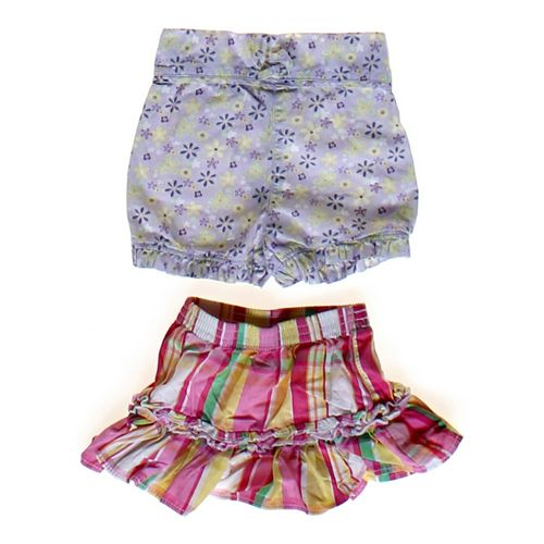 Okie Dokie Shorts & Skirt Set in size NB at up to 95% Off - Swap.com