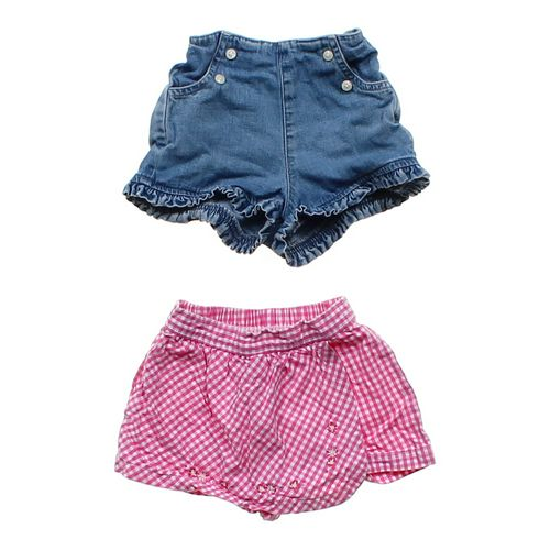 babyGap Shorts & Skort Set in size 3 mo at up to 95% Off - Swap.com