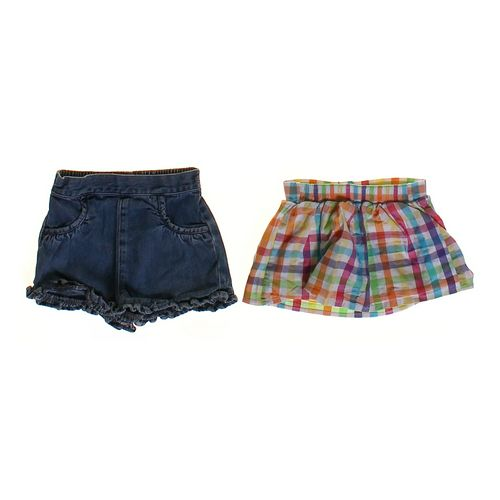Okie Dokie Shorts & Skort Set in size 12 mo at up to 95% Off - Swap.com