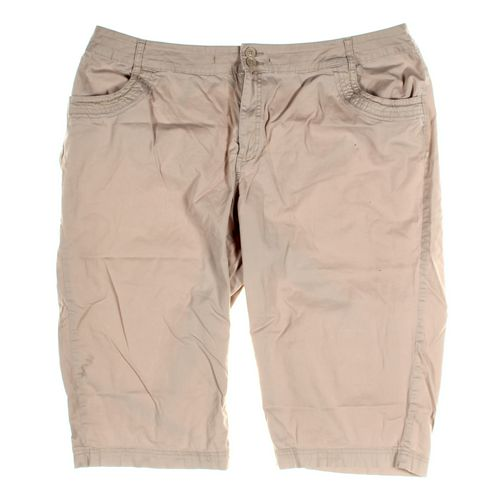 St. John's Bay Shorts in size 24 at up to 95% Off - Swap.com