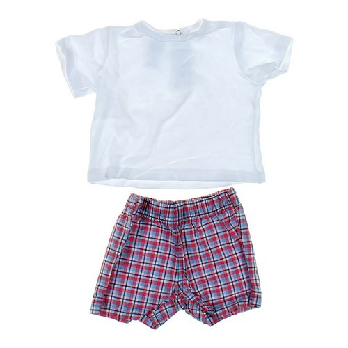 Carter's Shorts & T-shirt Set in size 3 mo at up to 95% Off - Swap.com