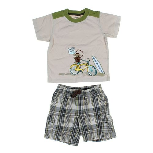 Gymboree Shorts & T-shirt Set in size 2/2T at up to 95% Off - Swap.com