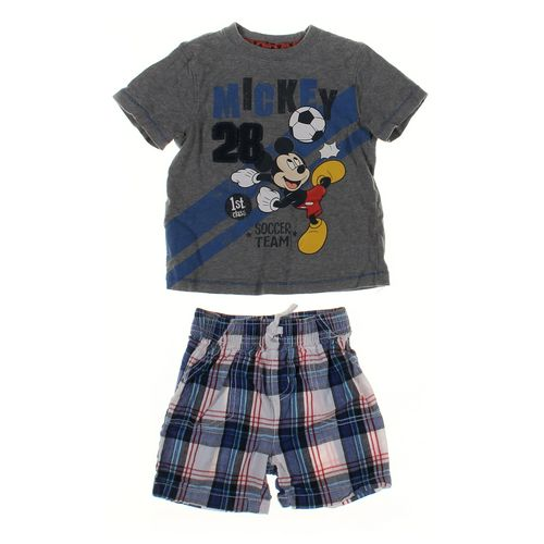 Jumping Beans Shorts & T-shirt Set in size 24 mo at up to 95% Off - Swap.com