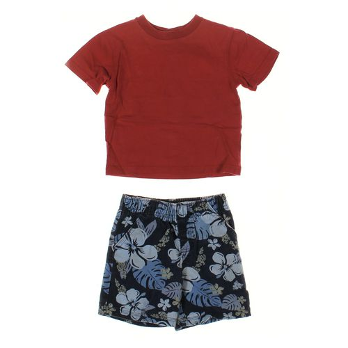 WonderKids Shorts & T-shirt Set in size 18 mo at up to 95% Off - Swap.com