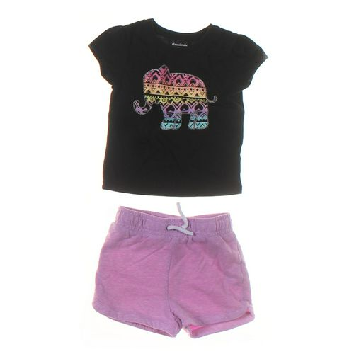 Circo Shorts & T-shirt Set in size 2/2T at up to 95% Off - Swap.com