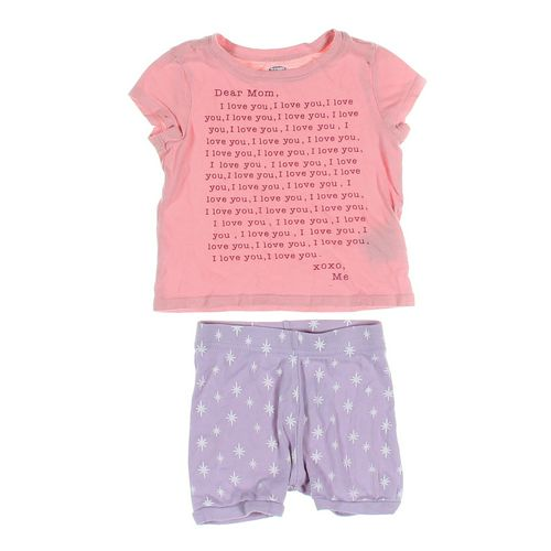 Old Navy Shorts & T-shirt Set in size 12 mo at up to 95% Off - Swap.com