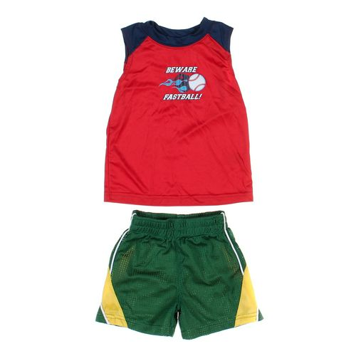 Athletic Works Shorts & Tank Top Set in size 12 mo at up to 95% Off - Swap.com