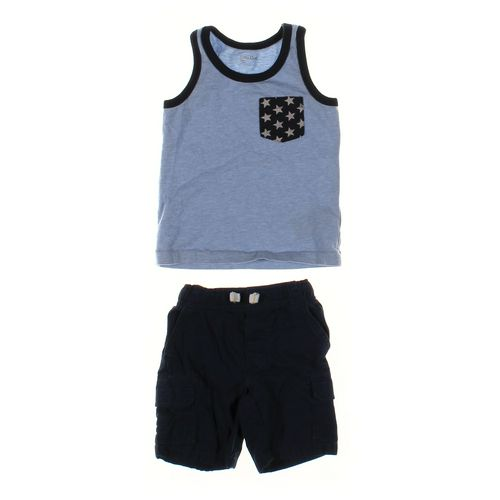 Carter's Shorts & Tank Top Set in size 2/2T at up to 95% Off - Swap.com