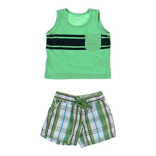 Gymboree Shorts & Tank Top Set in size NB at up to 95% Off - Swap.com
