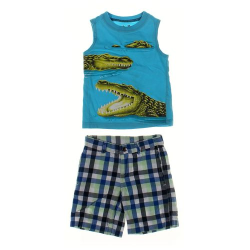 Nautica Shorts & Tank Top Set in size 2/2T at up to 95% Off - Swap.com