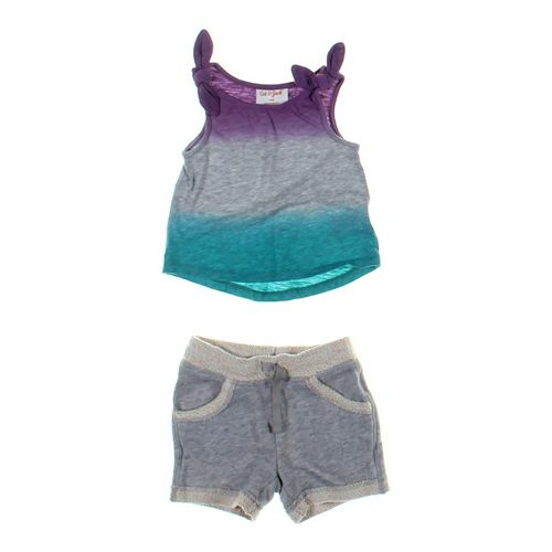 Cat & Jack Shorts & Tank Top Set in size 12 mo at up to 95% Off - Swap.com