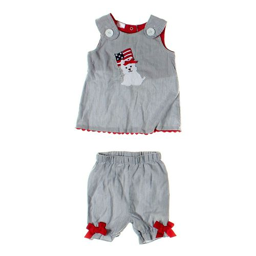 Cre8ions Shorts & Tank Top Set in size 12 mo at up to 95% Off - Swap.com