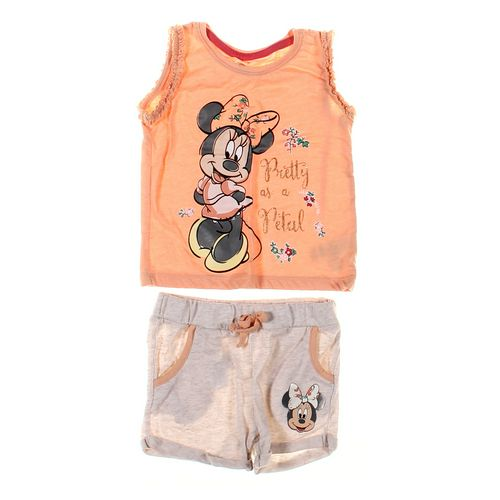 Disney Shorts & Tank Top Set in size 24 mo at up to 95% Off - Swap.com