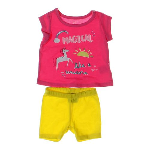Faded Glory Shorts & Tank Top Set in size 3 mo at up to 95% Off - Swap.com