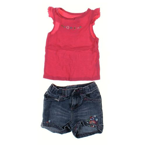 GEORGE Shorts & Tank Top Set in size 3/3T at up to 95% Off - Swap.com