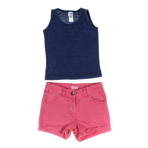 Minoti Shorts & Tank Top Set in size 2/2T at up to 95% Off - Swap.com