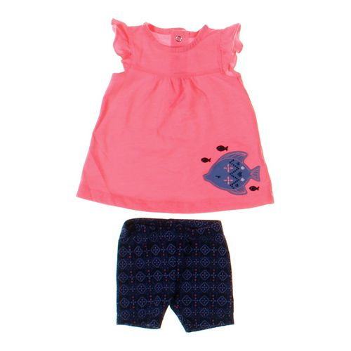 Just One You Shorts & Tunic Set in size 3 mo at up to 95% Off - Swap.com