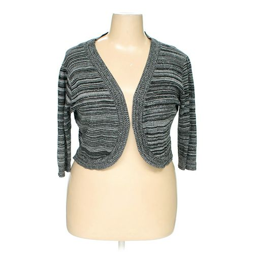 Apostrophe Shrug in size 2X at up to 95% Off - Swap.com