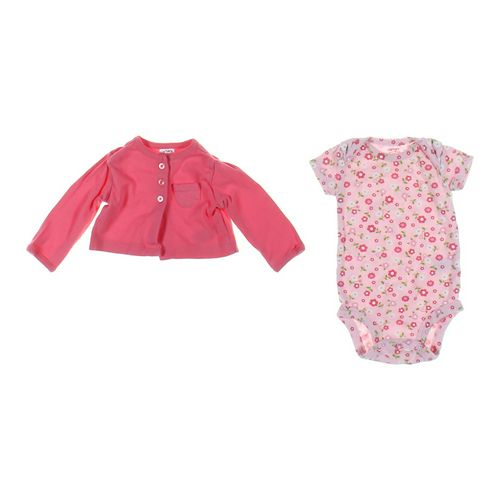 Carter's Shrug & Bodysuit Set in size 3 mo at up to 95% Off - Swap.com