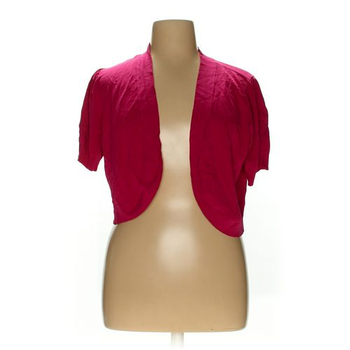 dressbarn Shrug in size 20 at up to 95% Off - Swap.com