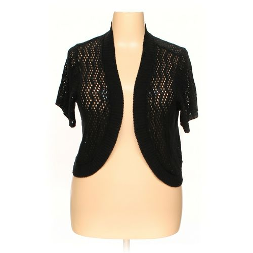 Faded Glory Shrug in size 2X at up to 95% Off - Swap.com