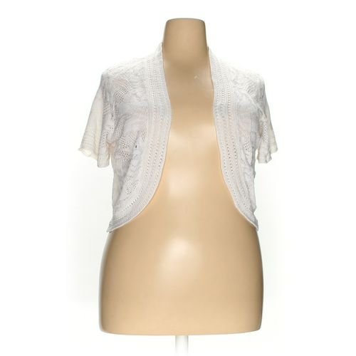 Faded Glory Shrug in size XXL at up to 95% Off - Swap.com