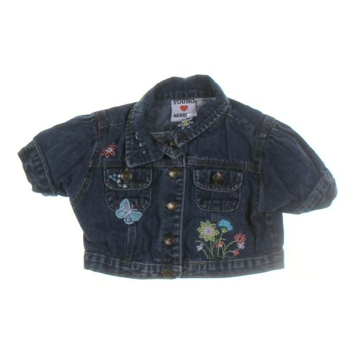 Young Hearts Shrug in size 4/4T at up to 95% Off - Swap.com