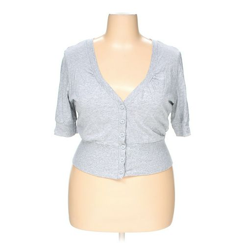 Mix & Co. Fashion Shrug in size 2X at up to 95% Off - Swap.com