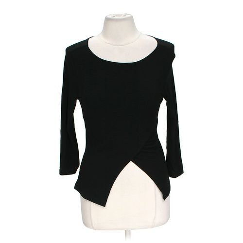 Cement Simple Blouse in size L at up to 95% Off - Swap.com