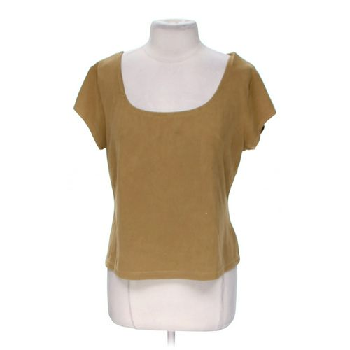 Kathy Ireland Simple Shirt in size L at up to 95% Off - Swap.com
