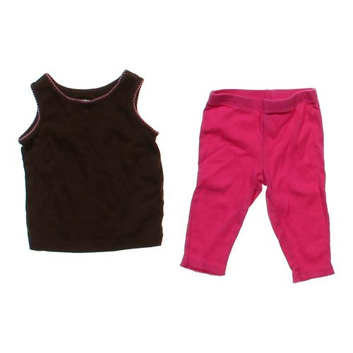 Miniwear Simple Tank & Pants Set in size 3 mo at up to 95% Off - Swap.com