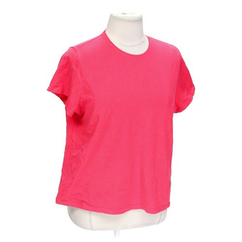 Just My Size Simple Tee in size 18 at up to 95% Off - Swap.com