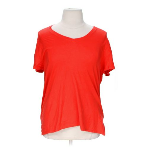 Jing Simple Tee in size 2X at up to 95% Off - Swap.com
