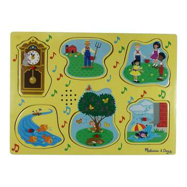 Sing Along Nursery Rhymes Puzzle for Sale on Swap.com