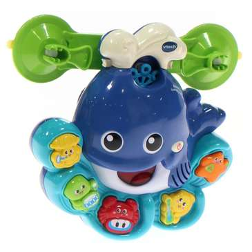 Sing and Learn Whale Bubble Machine Bath Toy for Sale on Swap.com