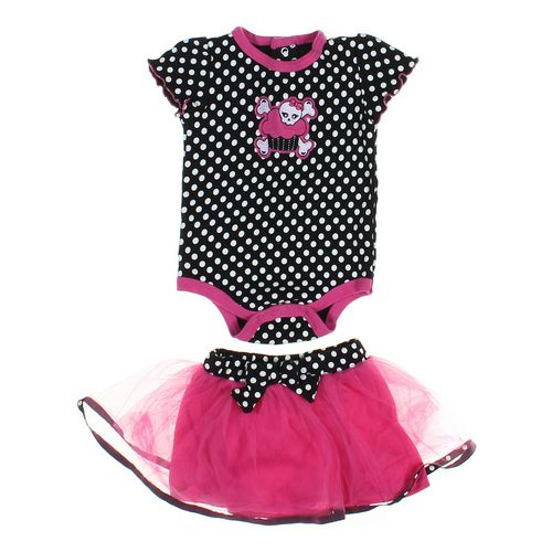 Spencer's Skirt & Bodysuit Set in size 6 mo at up to 95% Off - Swap.com