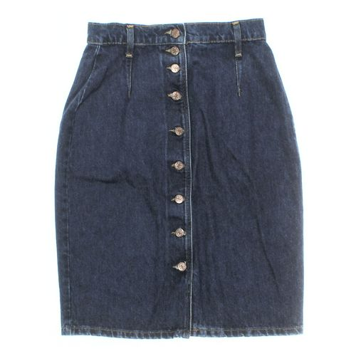 Ice Washed Skirt in size JR 7 at up to 95% Off - Swap.com