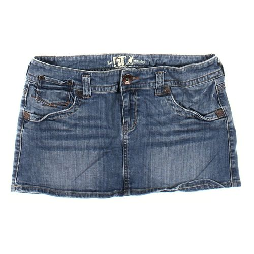 It Jeans Skirt in size JR 11 at up to 95% Off - Swap.com
