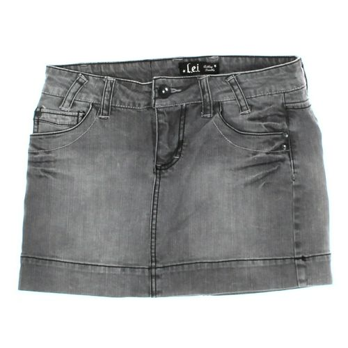 L.E.I. Skirt in size JR 5 at up to 95% Off - Swap.com