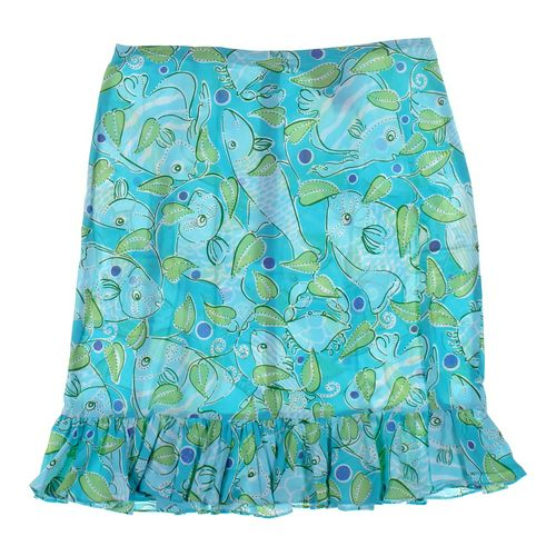 Lilly Pulitzer Skirt in size 6 at up to 95% Off - Swap.com