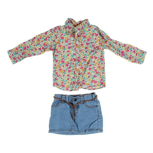 Carter's Skirt & Shirt Set in size 18 mo at up to 95% Off - Swap.com
