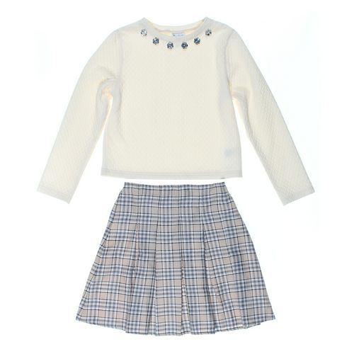 Emily West Skirt & Shirt Set in size 14 at up to 95% Off - Swap.com