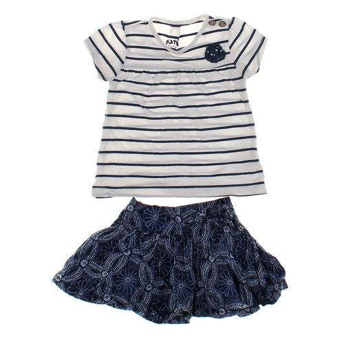 Genuine Kids from OshKosh Skirt & Shirt Set in size 18 mo at up to 95% Off - Swap.com