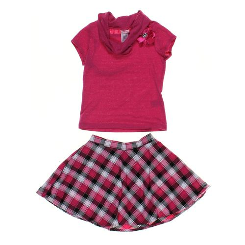 Youngland Skirt & Shirt Set in size 6X at up to 95% Off - Swap.com