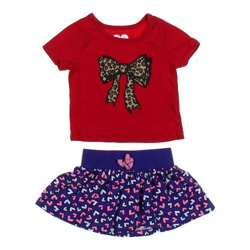 Peanuts Skirt & T-shirt Set in size 3 mo at up to 95% Off - Swap.com