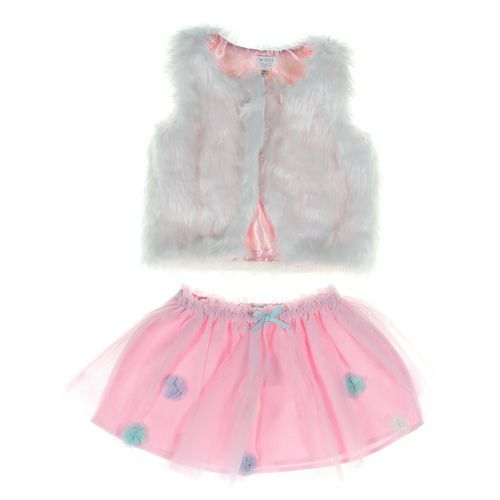 The Children's Place Skirt & Vest Set in size 5/5T at up to 95% Off - Swap.com